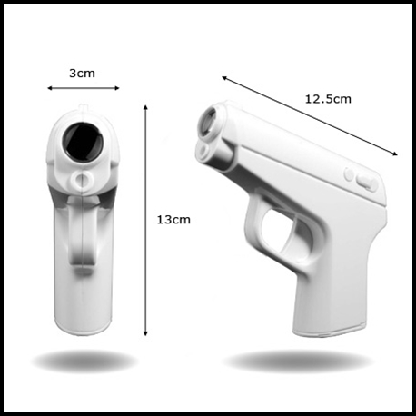 ledgun-size